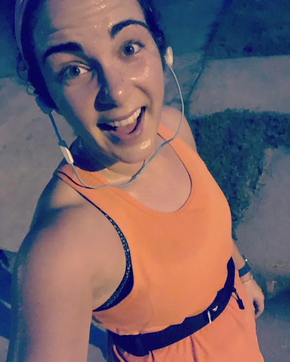 Running Belt  |  Wireless Headphones  |  Sports Bra