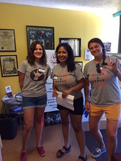Courtney, Shana and Veronica - We appreciate you!