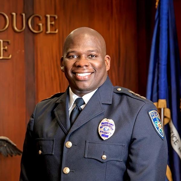 Baton Rouge Police Chief Murphy Paul   (225)389-3886  MPaul@brgov.com