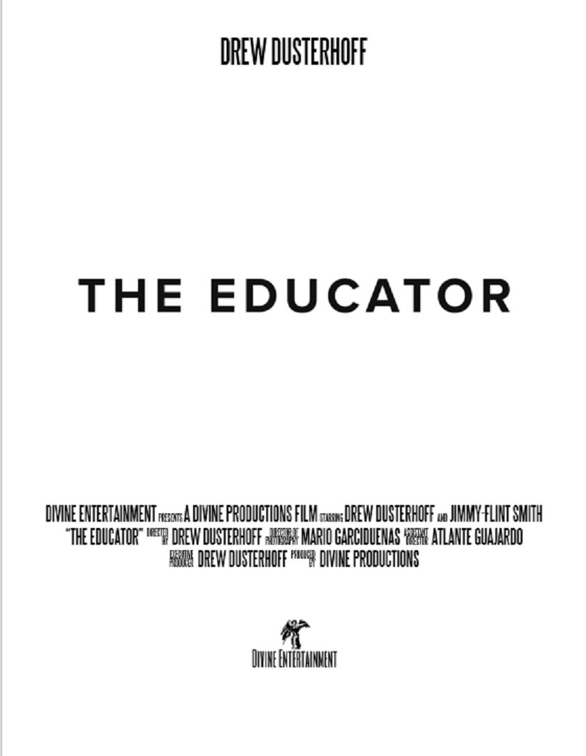 The Educator-Movie poster.png