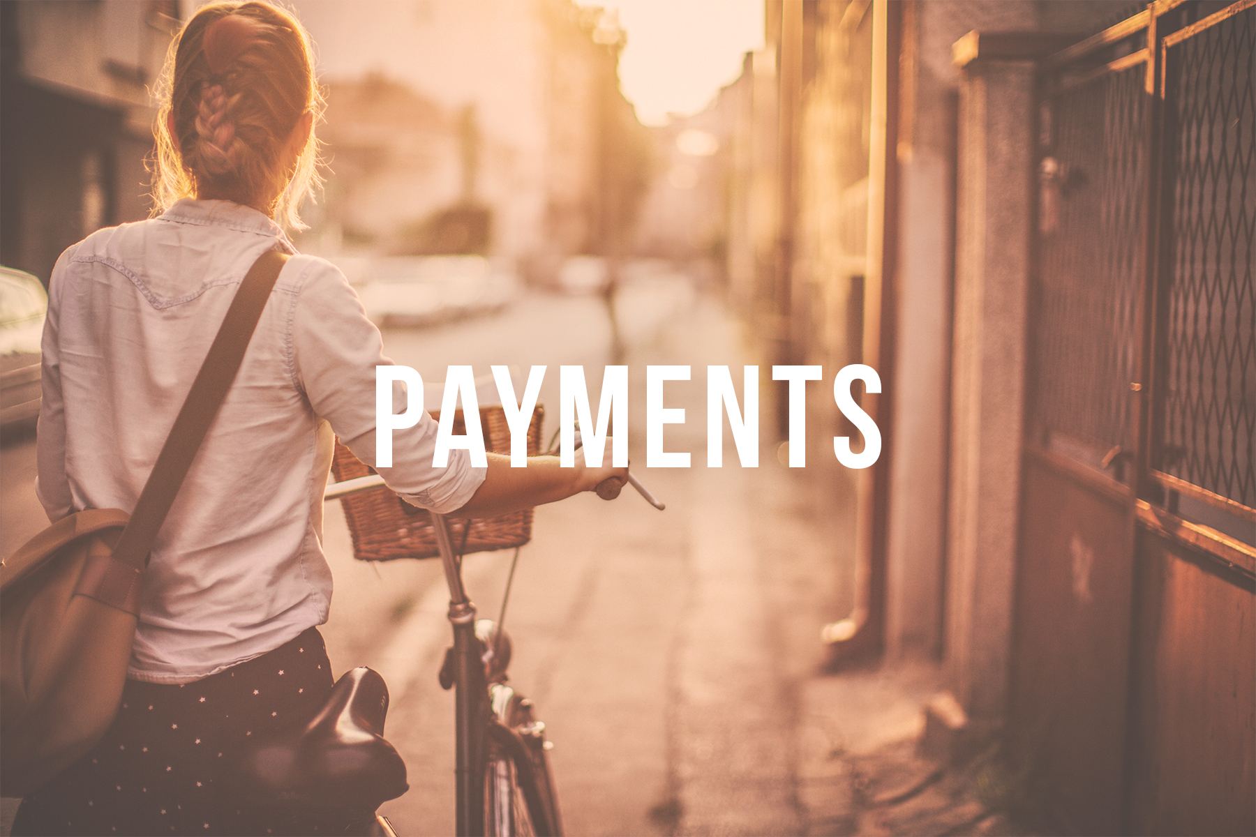 Payments, Profile and Work Orders