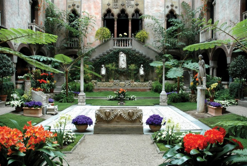 Isabella Stewart Gardner Museum