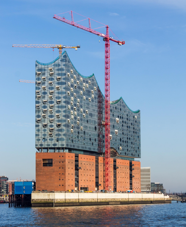 Elbe Philharmonic, Hamburg