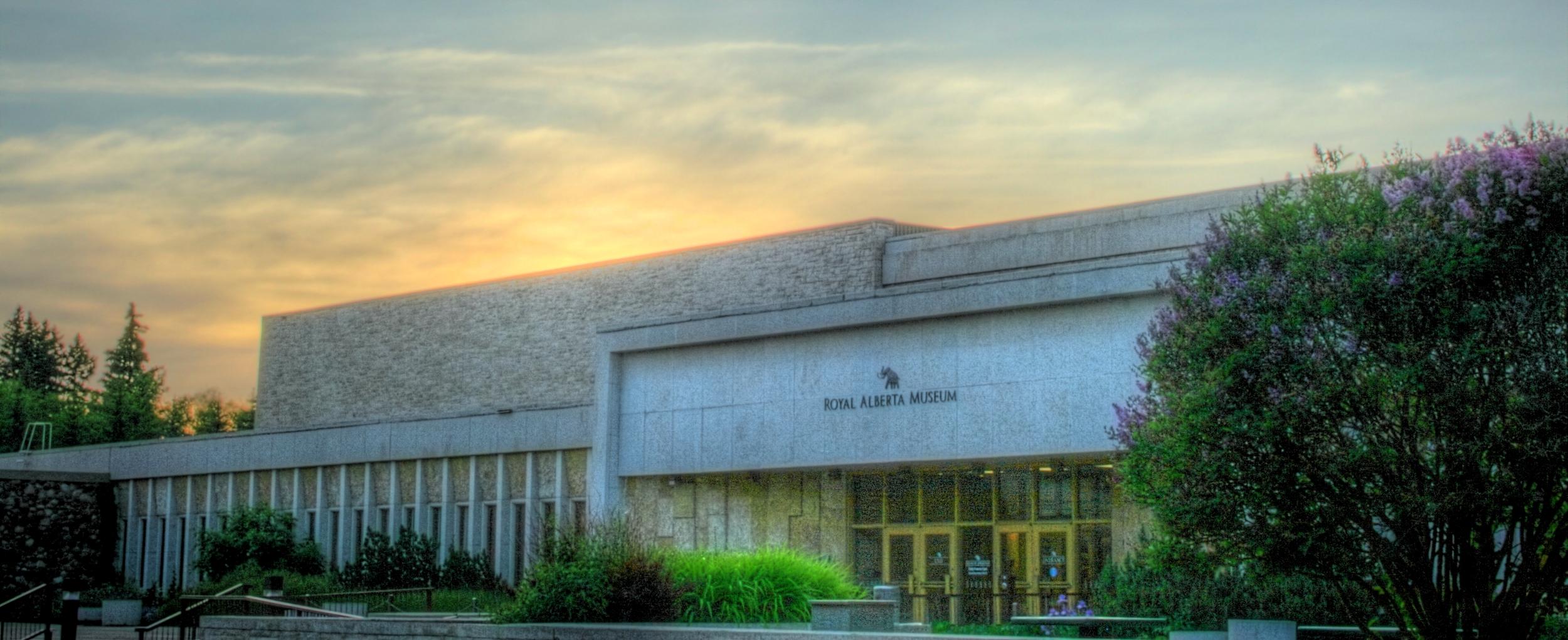 Existing Royal Alberta Museum