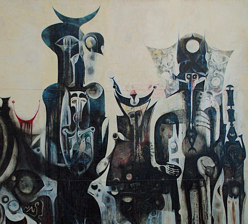 by Ibrahim El Salahi