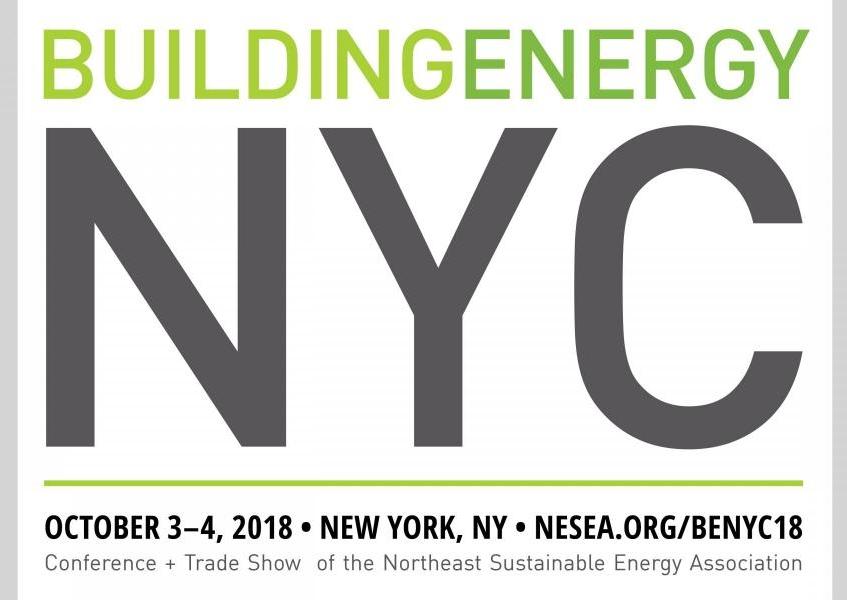 BuildingEnergy NYC 2018