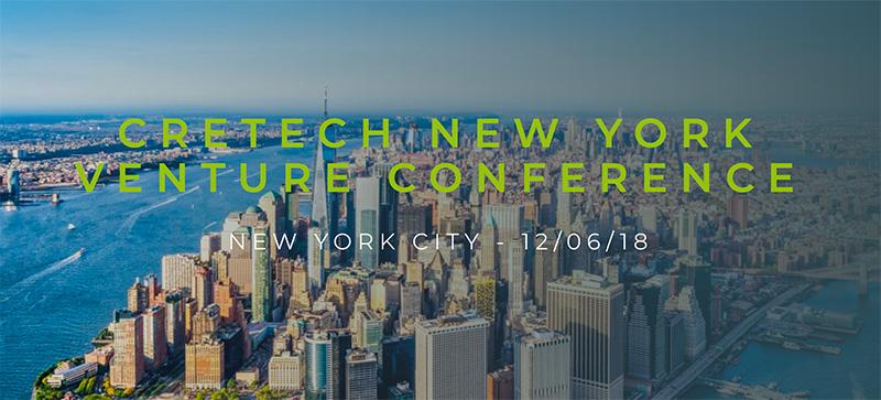 CREtech New York Venture Conference
