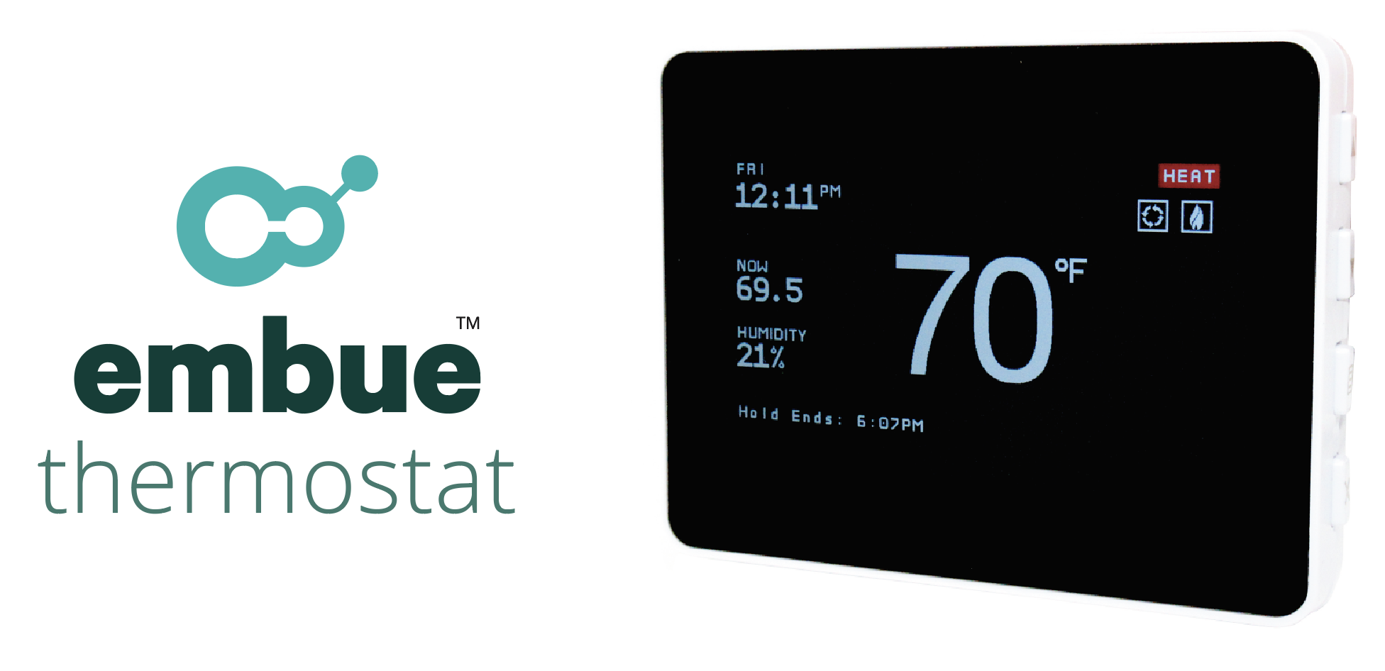 Embue Smart Thermometer