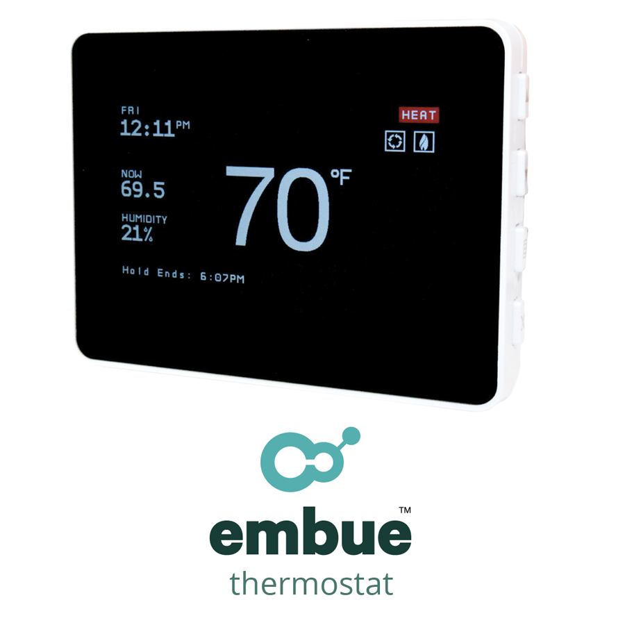 embue thermostat