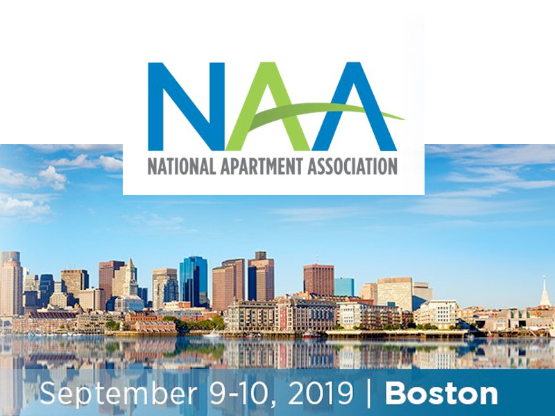 embue at naa national apartment association Apartmentalize Exhibitor Summit 2019