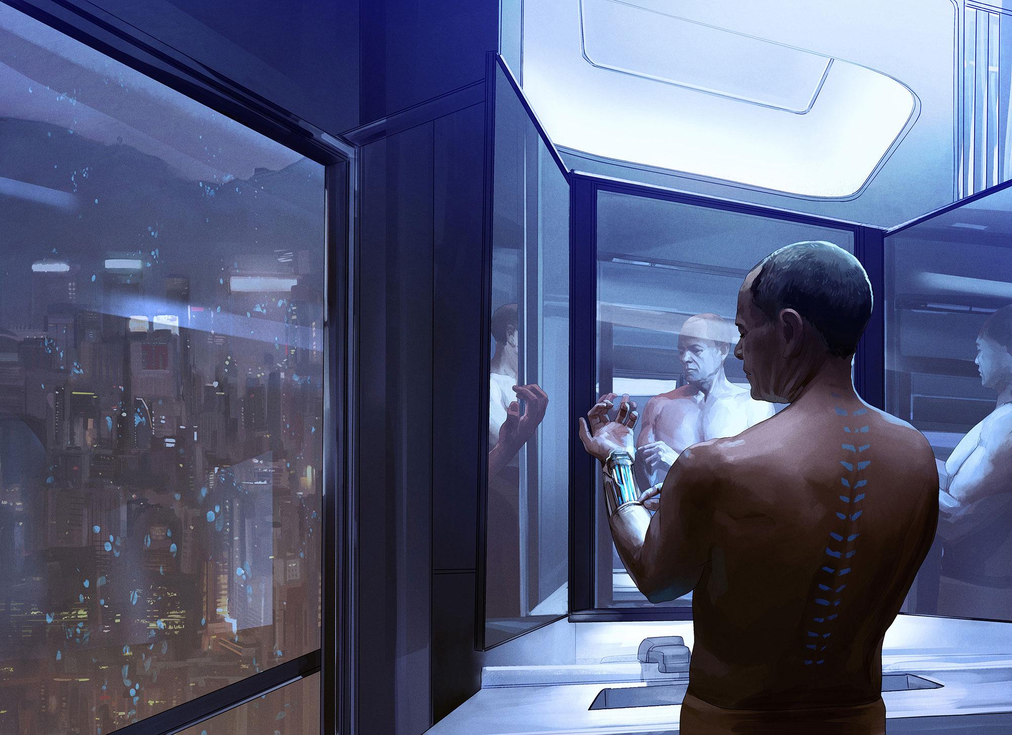 The Next Human, Cyborg