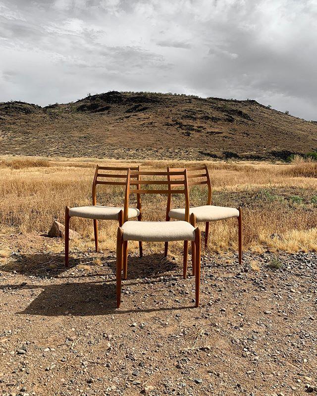 Rare chairs #moller78 - @midmodandretro