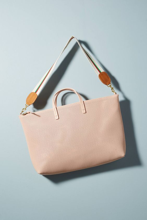 Clare Vivier Leather Tote $368