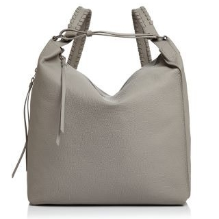 All Saints Leather Backpack $398