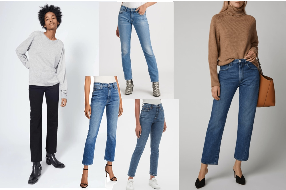 Click here to link to all of these looks/jeans.