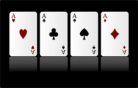 Four aces picture