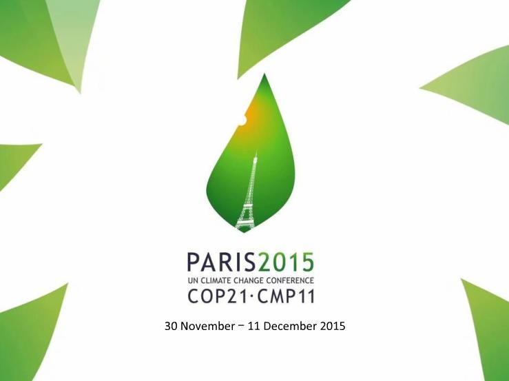 Photograph: COP21