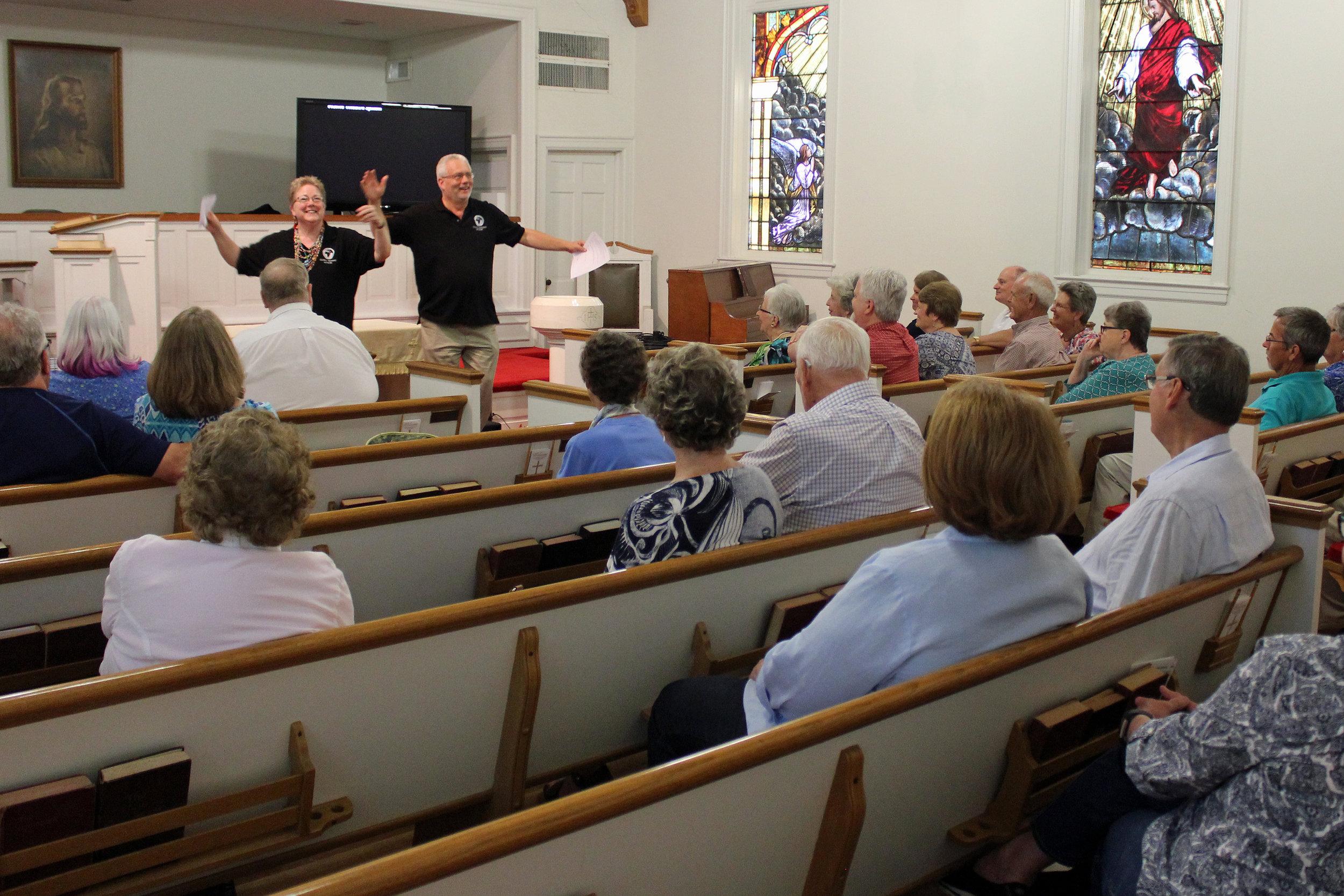 Westminster Presbyterian Church Mission Presentation