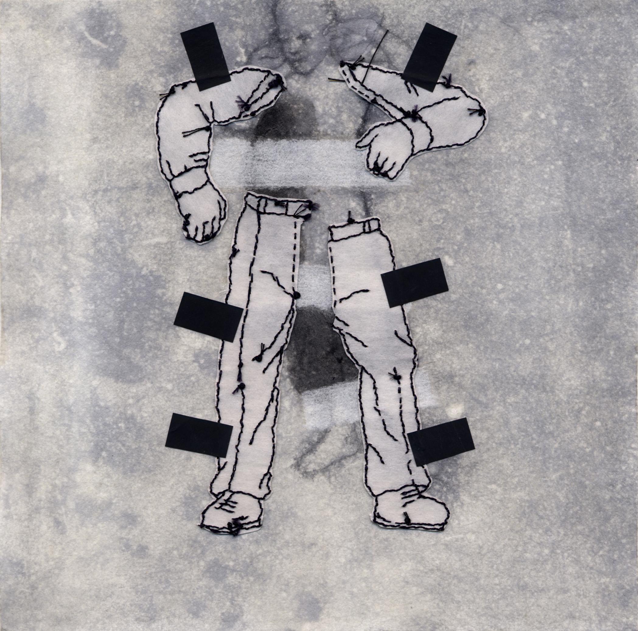 taped boy
