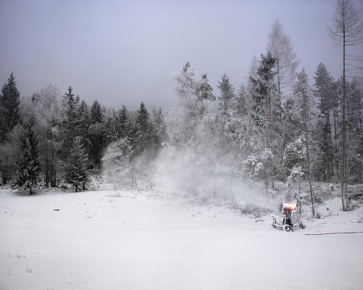 Snow Machine, 2009