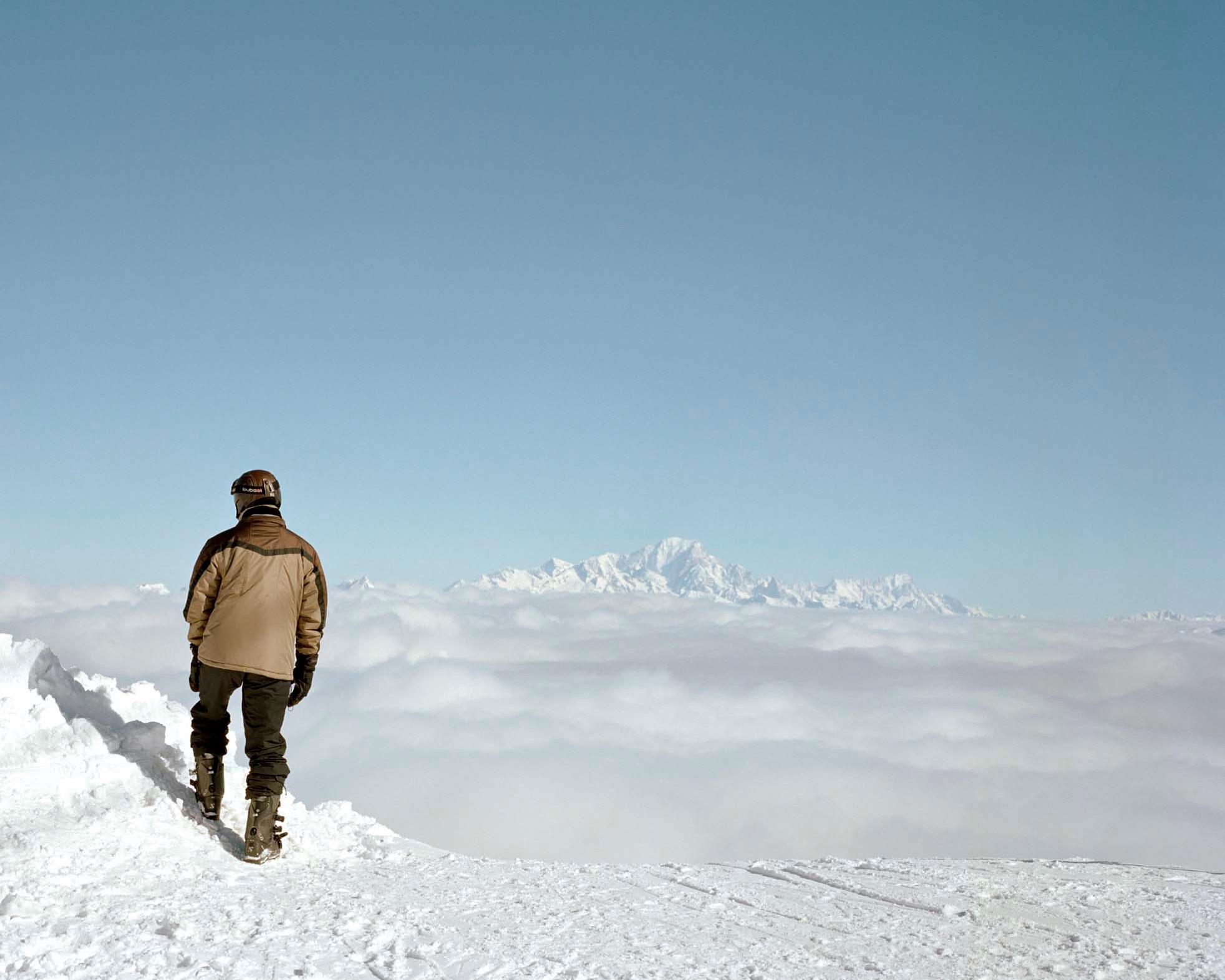 Mt Blanc, 2011