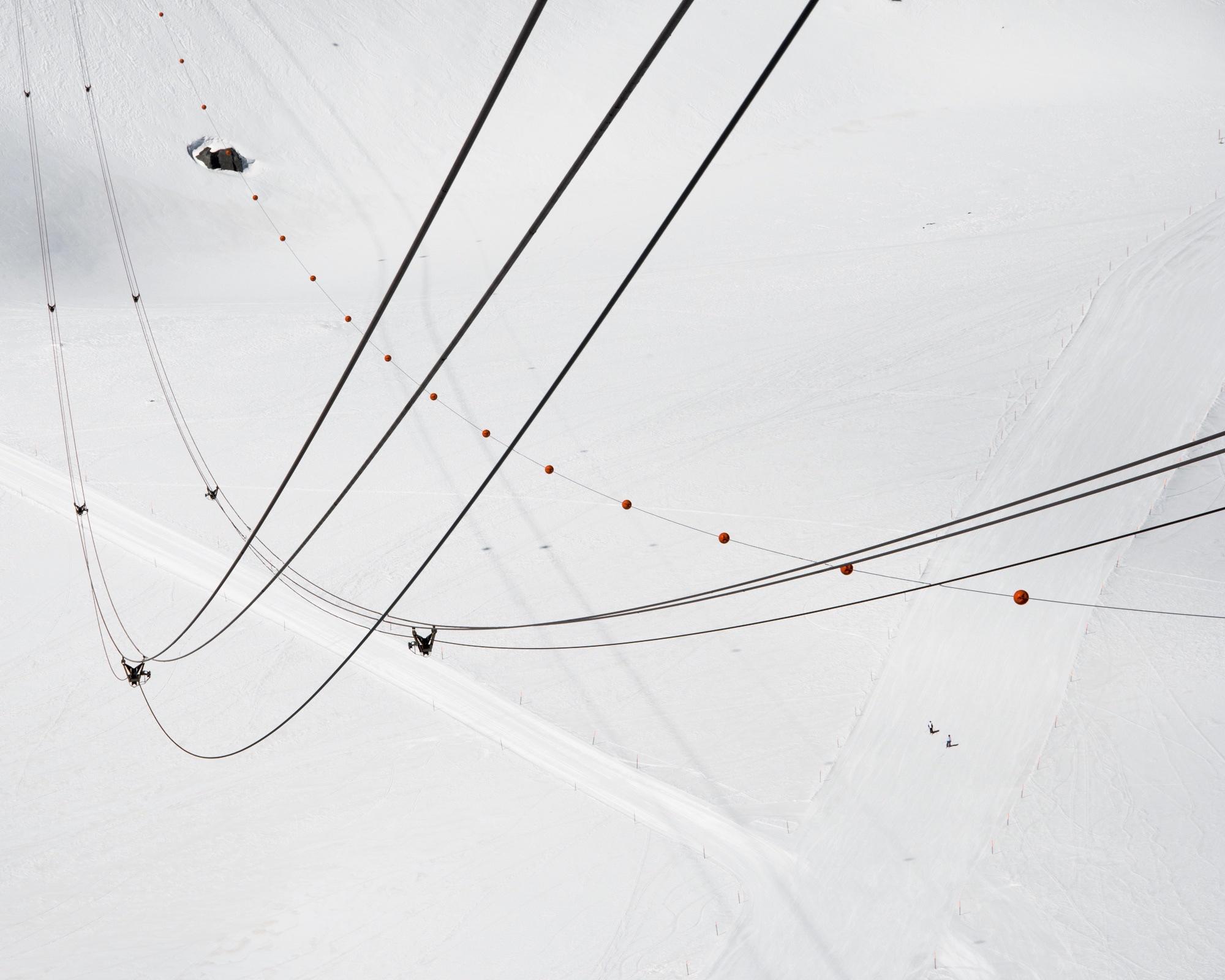 Cables, Verbier 2014