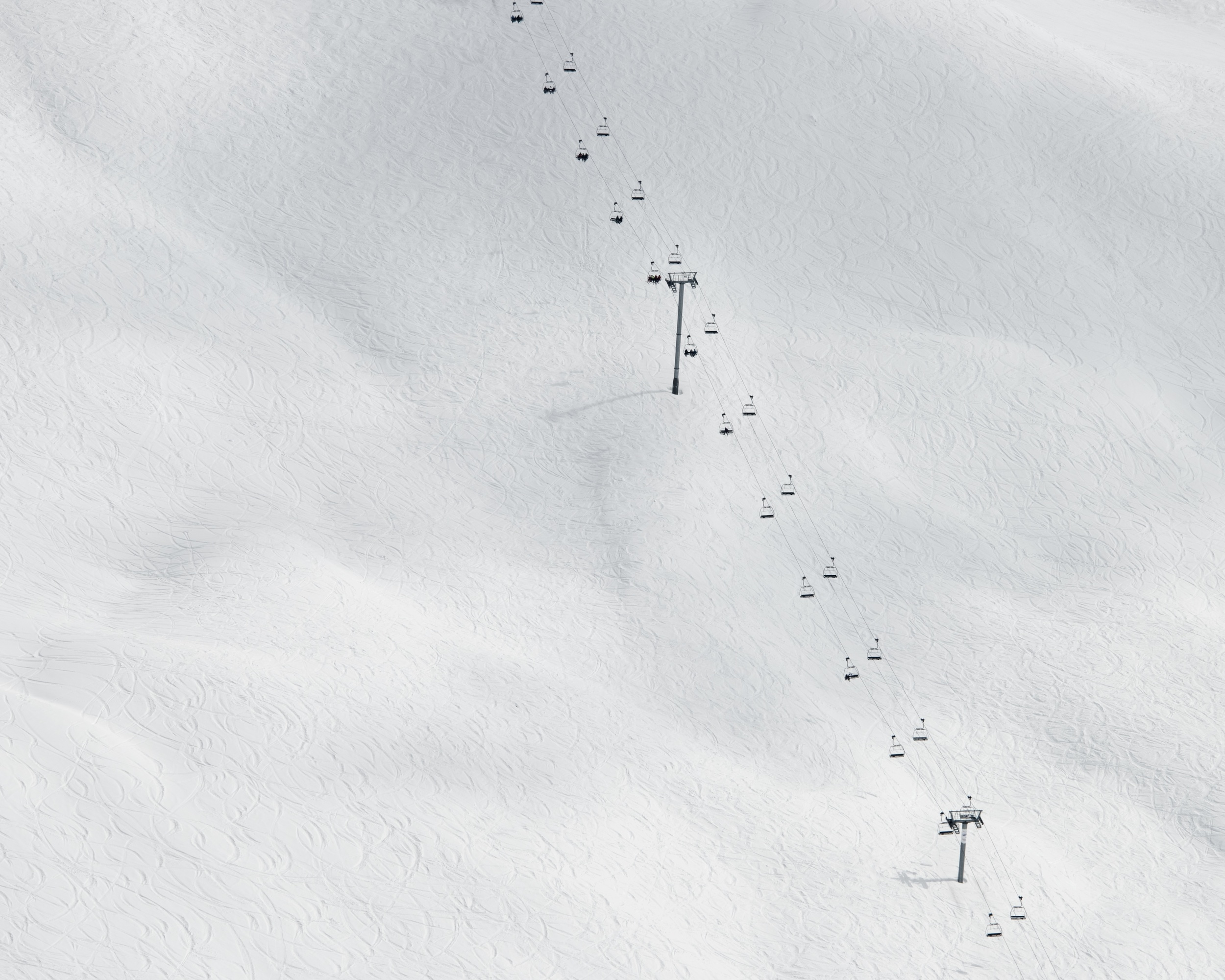 Chairlift, 2013