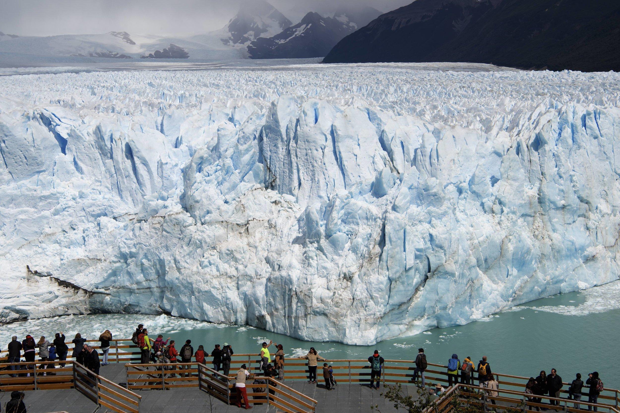 Viewing Platform, Patagonia, 2016