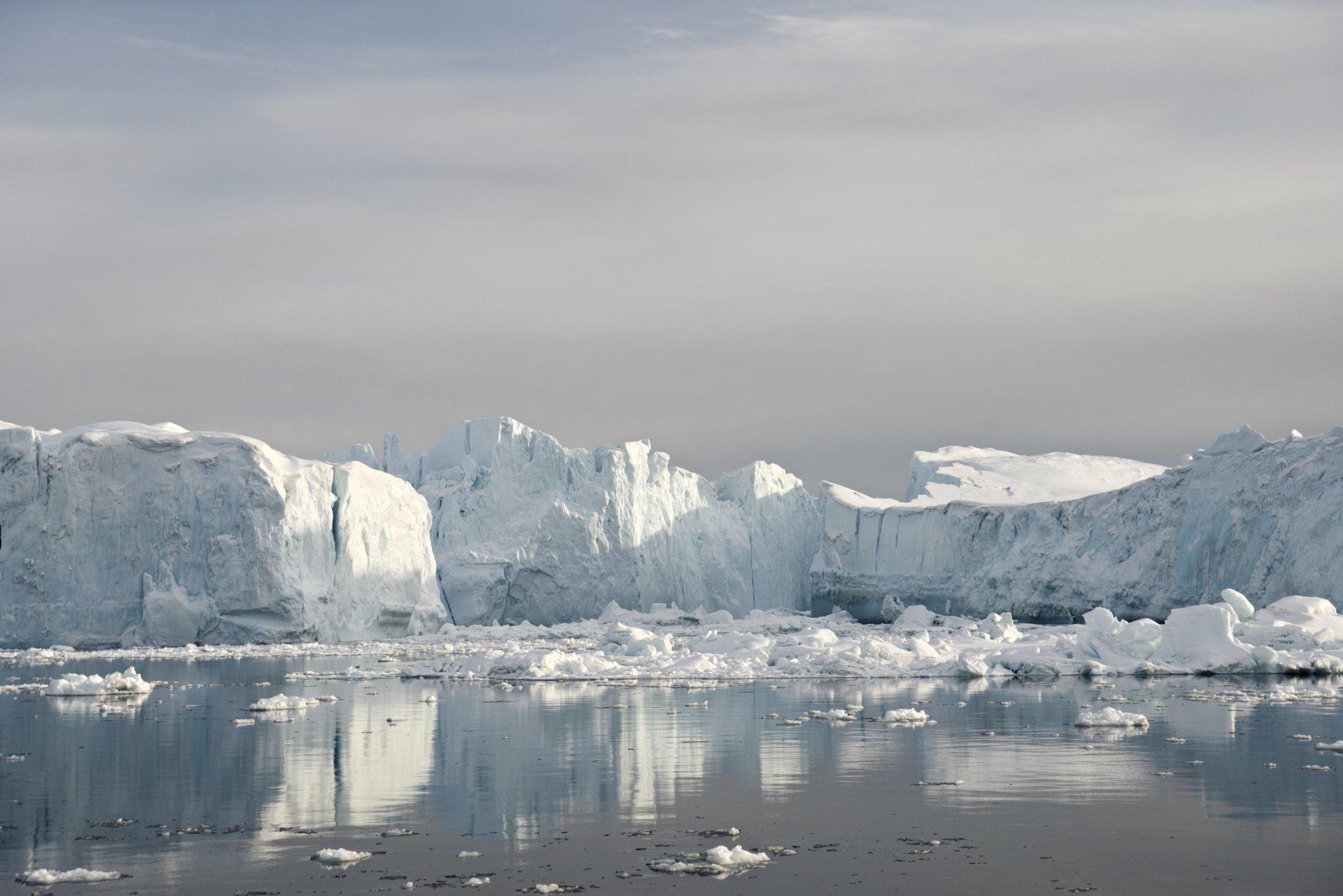 Disko Bay, Greenland, 2017