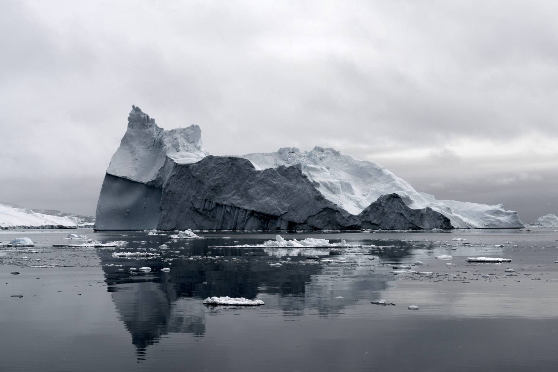 Iceberg I, Greenland, 2016