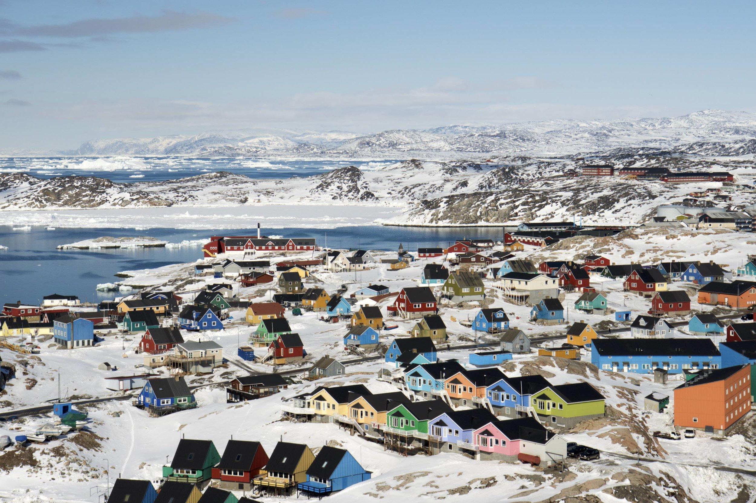 Ilullisat, Greenland, 2017