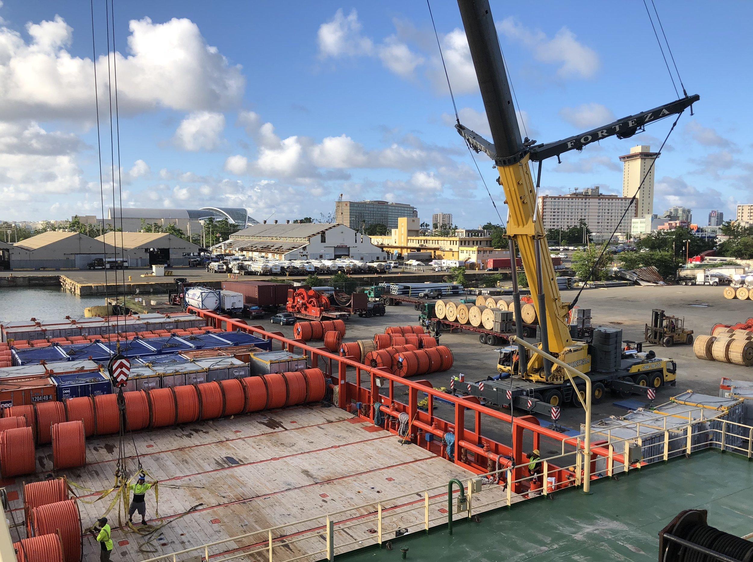 Timbalier Island cargo operation.jpg