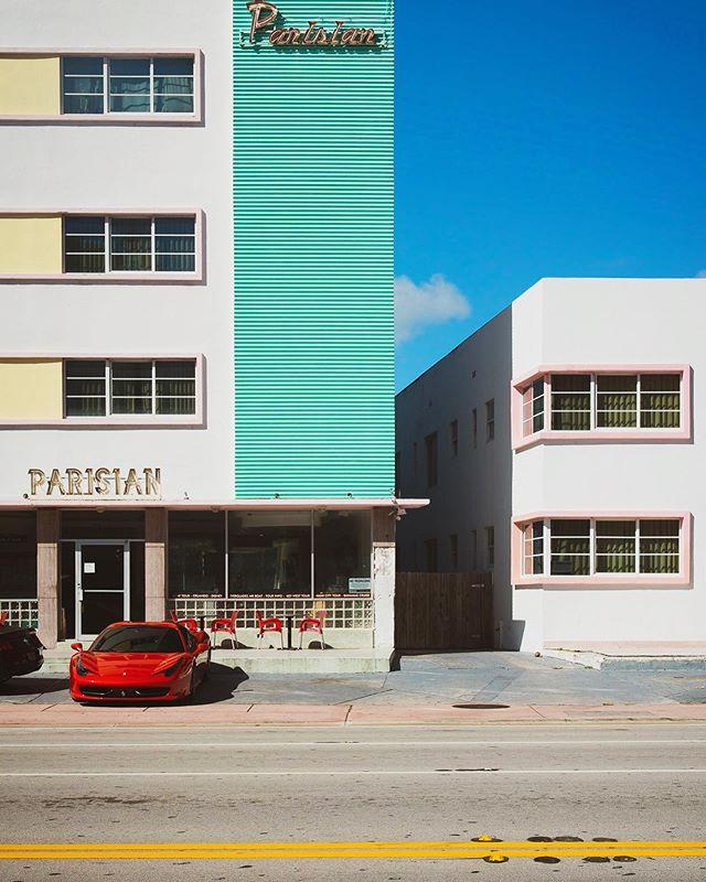 P a r i s i a n  H o t e l - 🌴 - Miami Beach - USA 🇺🇸 #miamibeach #miami #miami🌴 #usa #unitedstates #beach #palm #palmtrees #ferrari #redcars #parisian #hotel #igersusa #topmiamiphoto #topamericanphoto #igersmiami #boulevardhotel #parisianstyle #travelphotography #southbeach #southmiamibeach @miami @themiamiguide @visitmiamiflorida @visitflorida @nikonusa @nikonfr @topamericanphoto @thecolonypalmbeach @ferrari