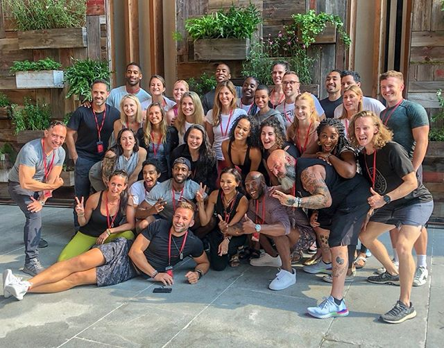 It was an epic day from start to finish attending the NYC 🍎@lululemon new ambassador onboarding day at the @1hotels in Brooklyn! I feel honored and humbled to be among this incredible group of impactful people in the health, fitness and wellness industries. Also, the social impact they are making just blew me away. The inspiration, empowerment, and positivity that was generated throughout the day was palpable and profound. There is something so refreshing and rejuvenating about being around humble leaders that allows me to sit back and receive but also feel the freedom to express thoughts and ideas without judgement. I'm having a hard time putting it to words but all I can say is I'm beyond grateful to be a part of this community and on this journey with @lululemon for the next 2 years! Thank you to the regional and local managers/leaders for taking the day to give us a warm ambassador welcome and for sharing your knowledge. And to everyone in NYC, look out for lots of  upcoming @lululemon @lululemonnyc community events, we've got some incredible things brewing! Check out the last few pics of the stunning views from the @1hotels rooftop, impromptu date night on point @minarik01 ❤️🏙🌃❤️ Goodnight NYC! 😴#thesweatlife #lululemonambassador #lululemonnyc #upperwestside #upperbestside #inspired #grateful #community #growth