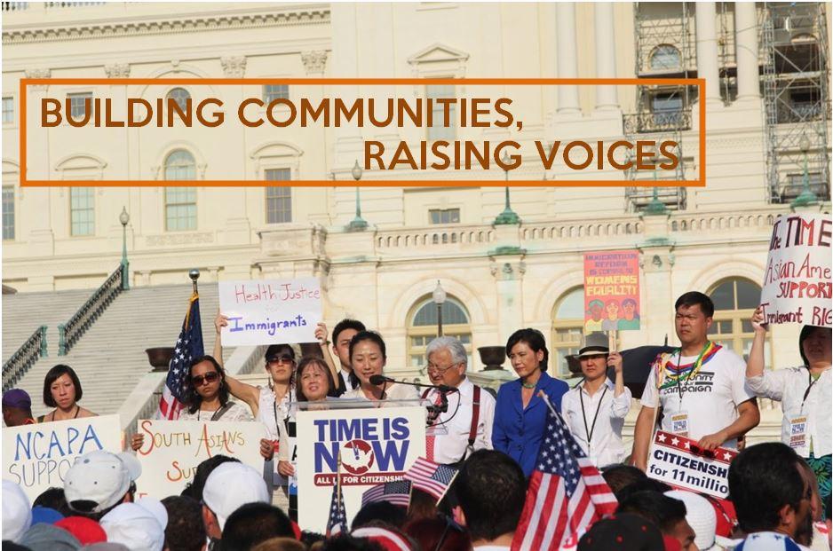 building communities raising voice.JPG