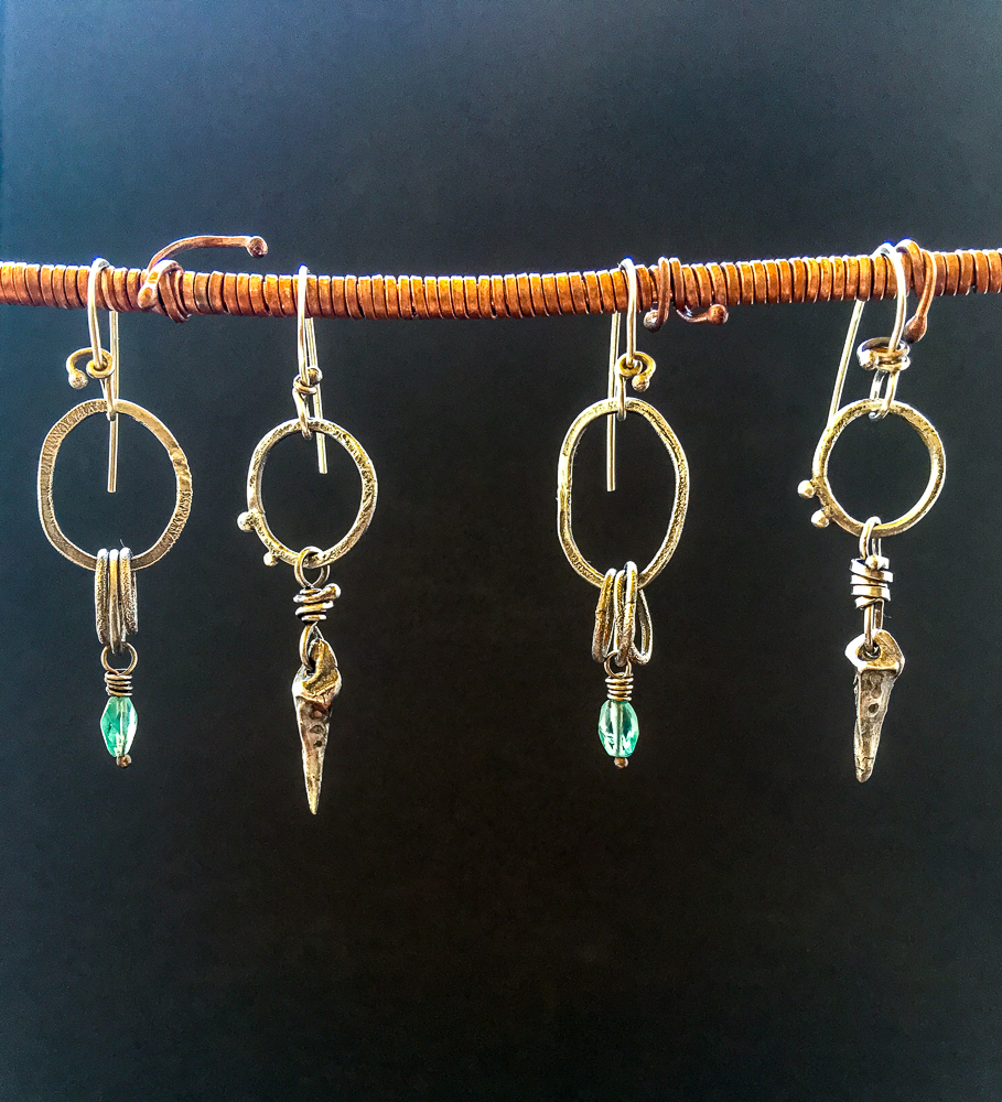 Mix of Reticulated Sterling and Apatite