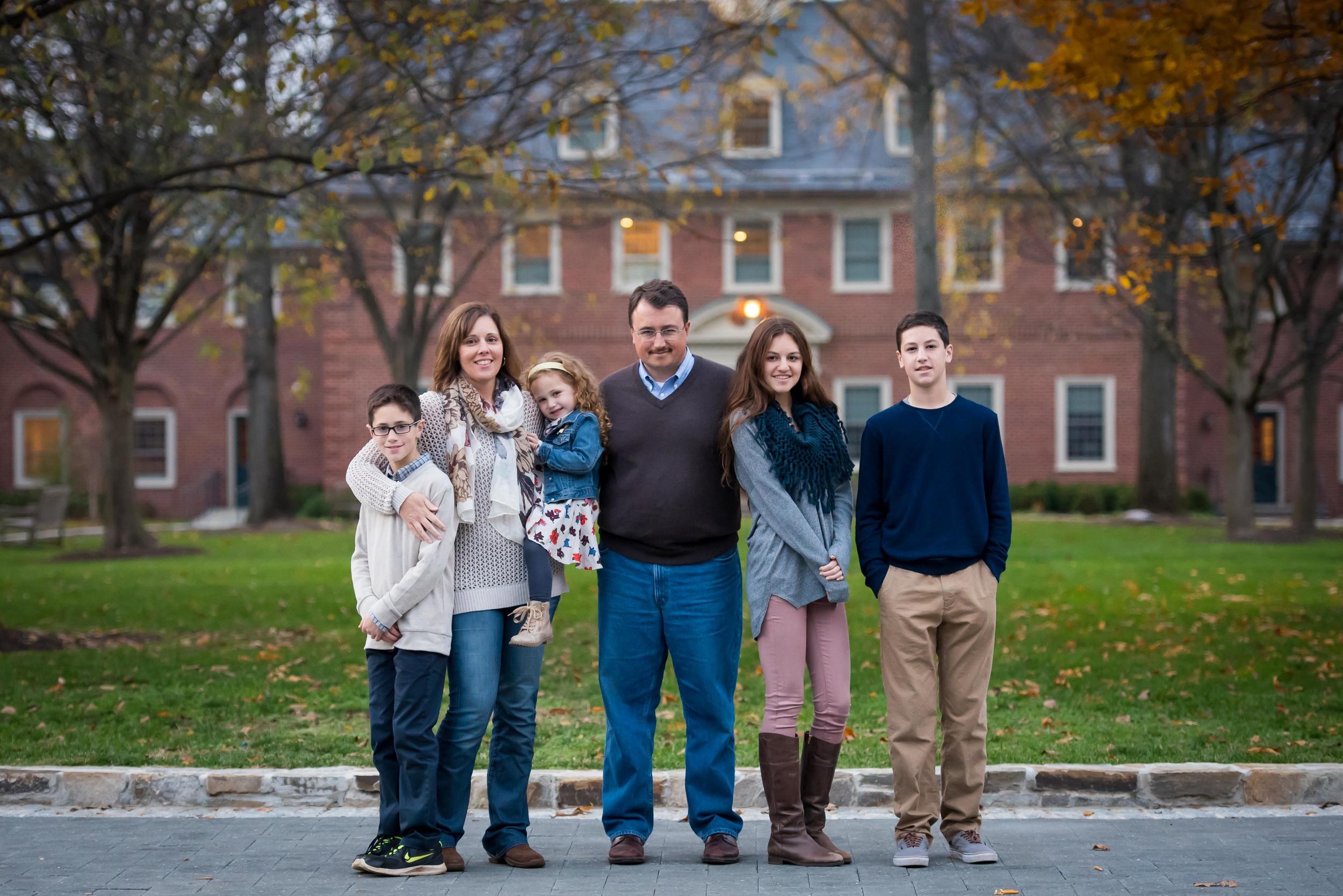 Northern Virginia Family Photographer