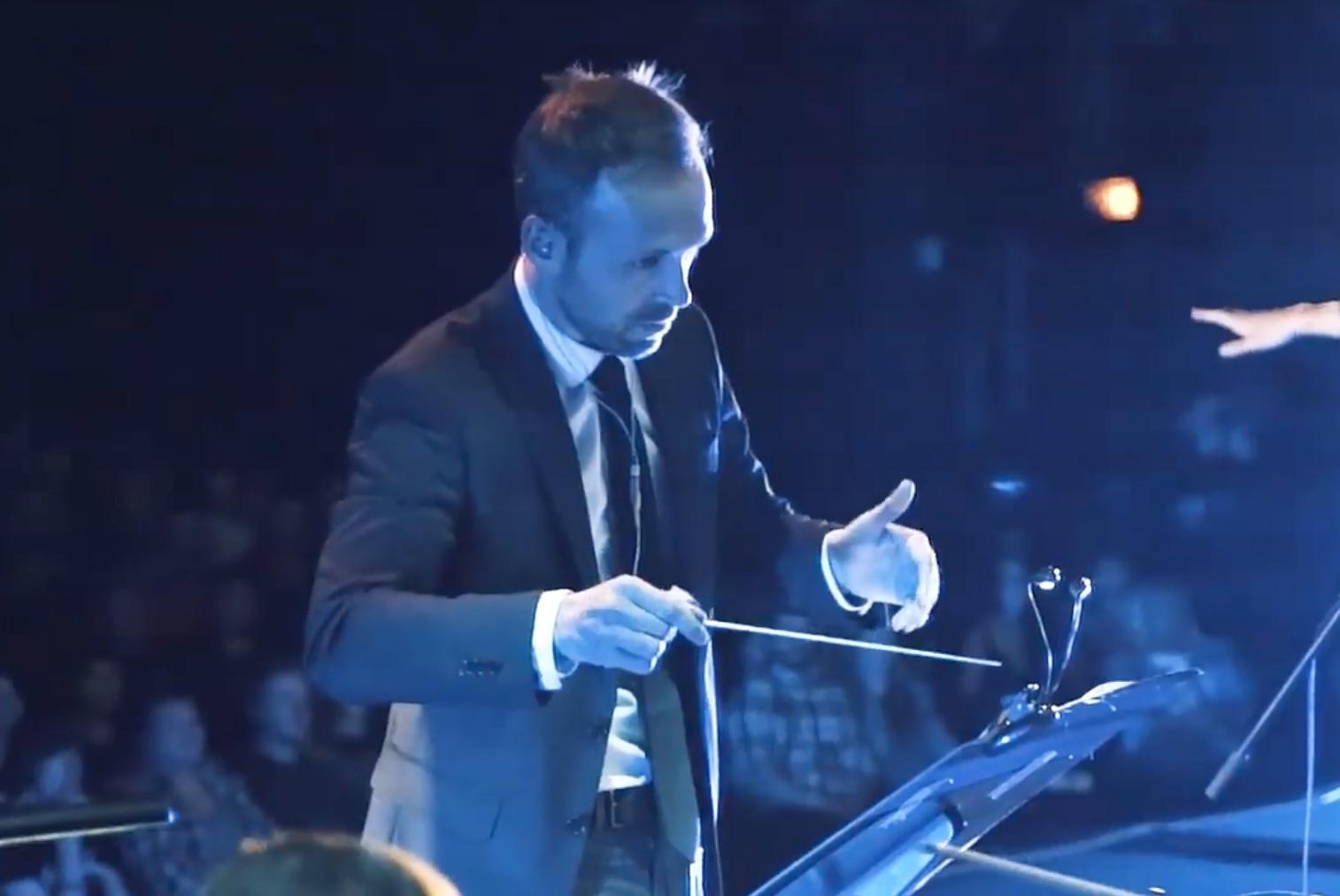 John Snyder   Composer, conductor, genius.