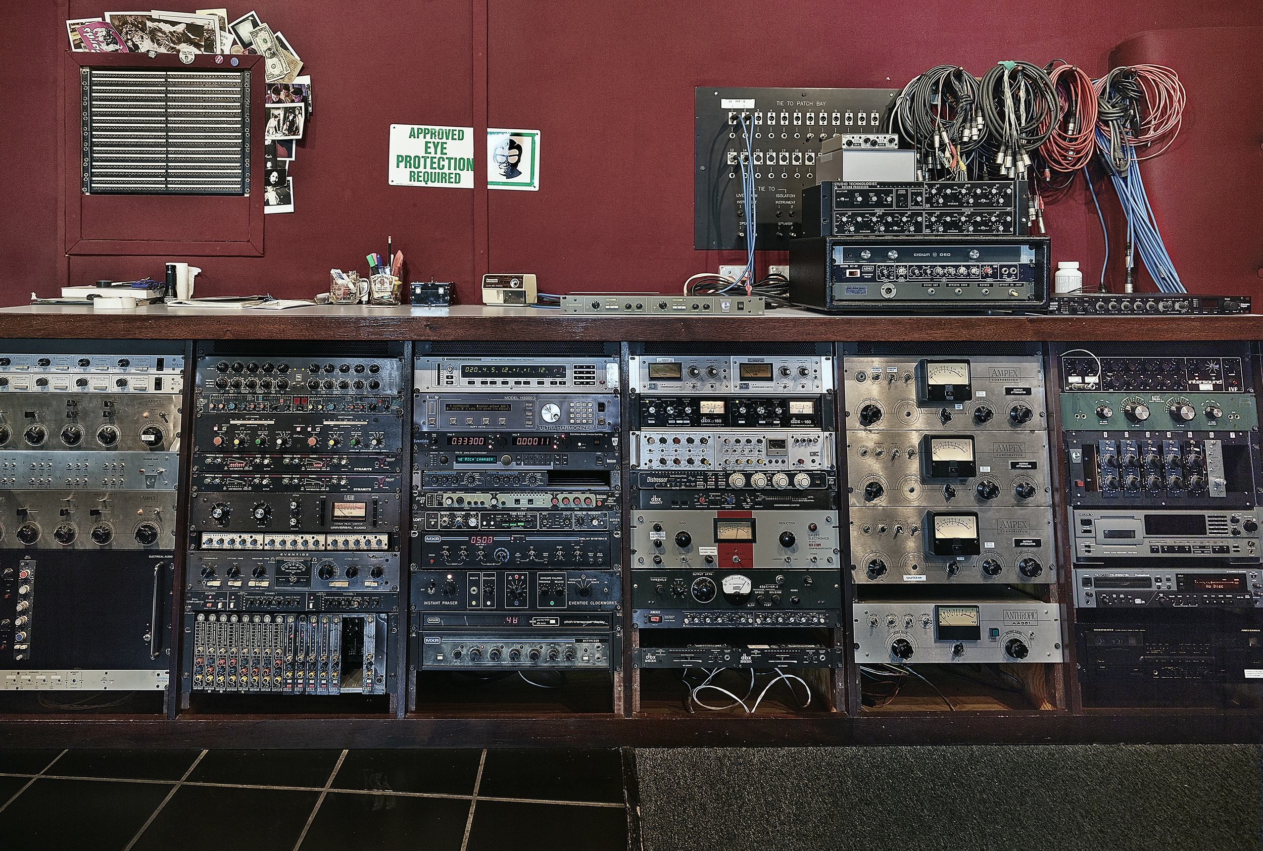 Steve Albini's Electrical Audio