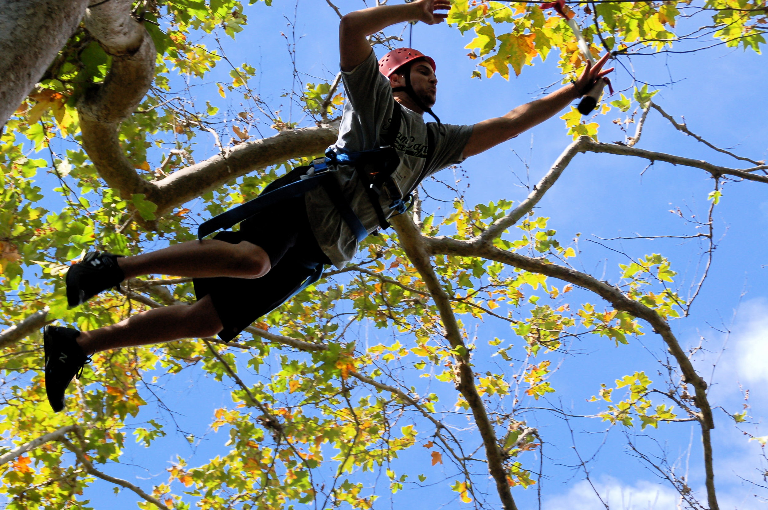 Corporate Temescal Canyon Leap of Faith.JPG
