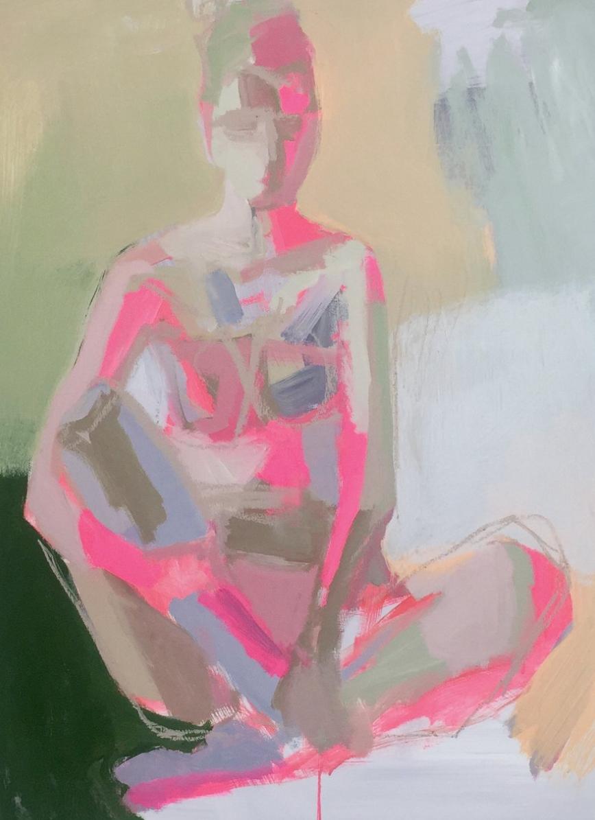 'Hot Pink Hold' (Teil Duncan)
