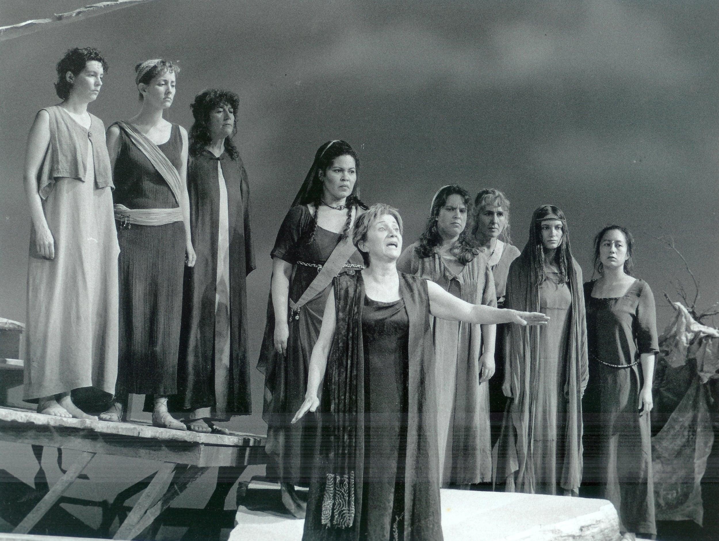 Hecuba 2 - ACT, 1998