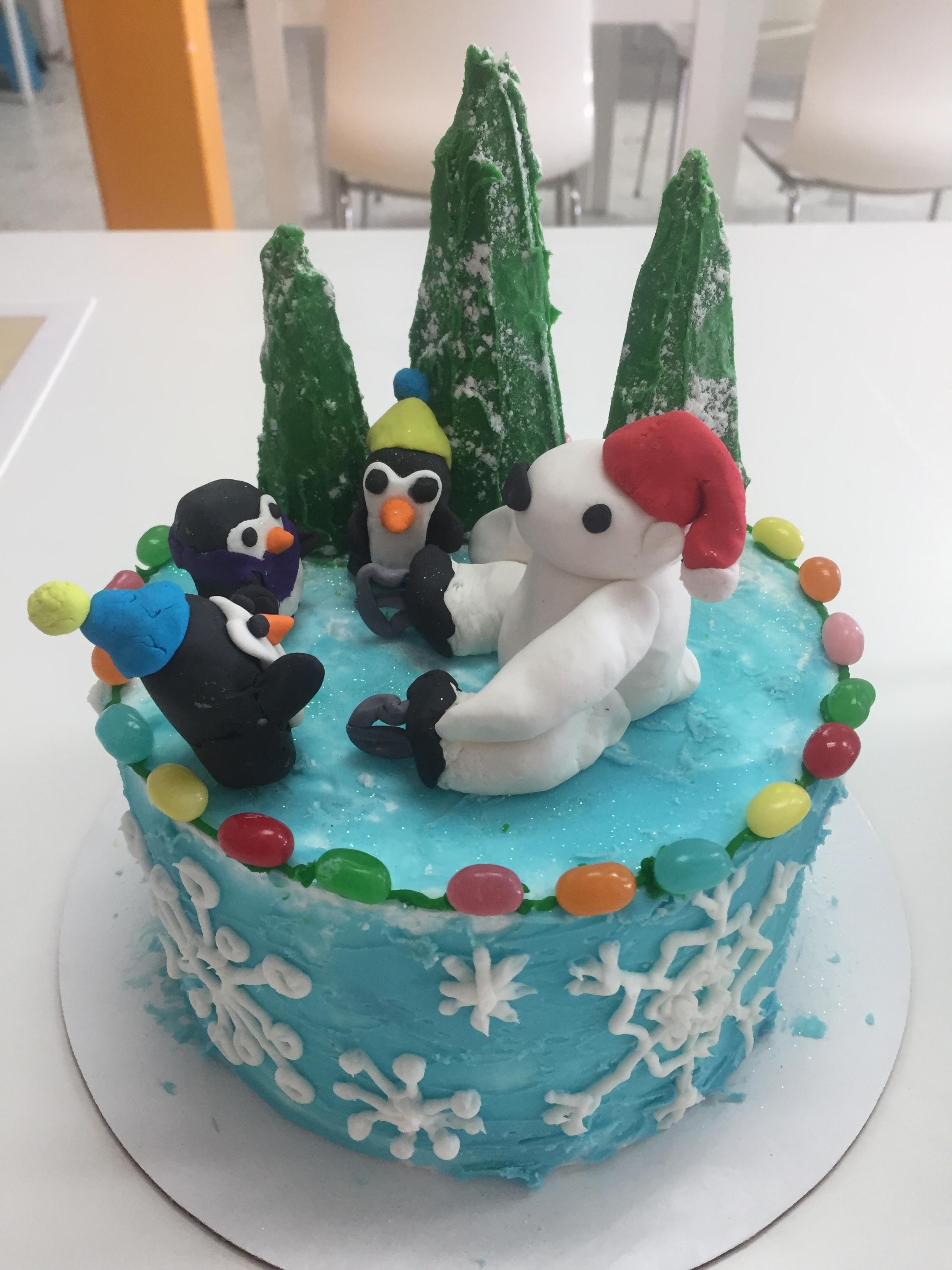 January 26th Cake Class