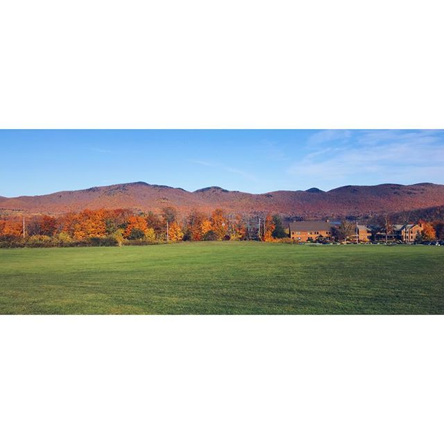 A different season than Los Angeles  #travel #fall #autumn #vermont #iphonephotography #cinescope