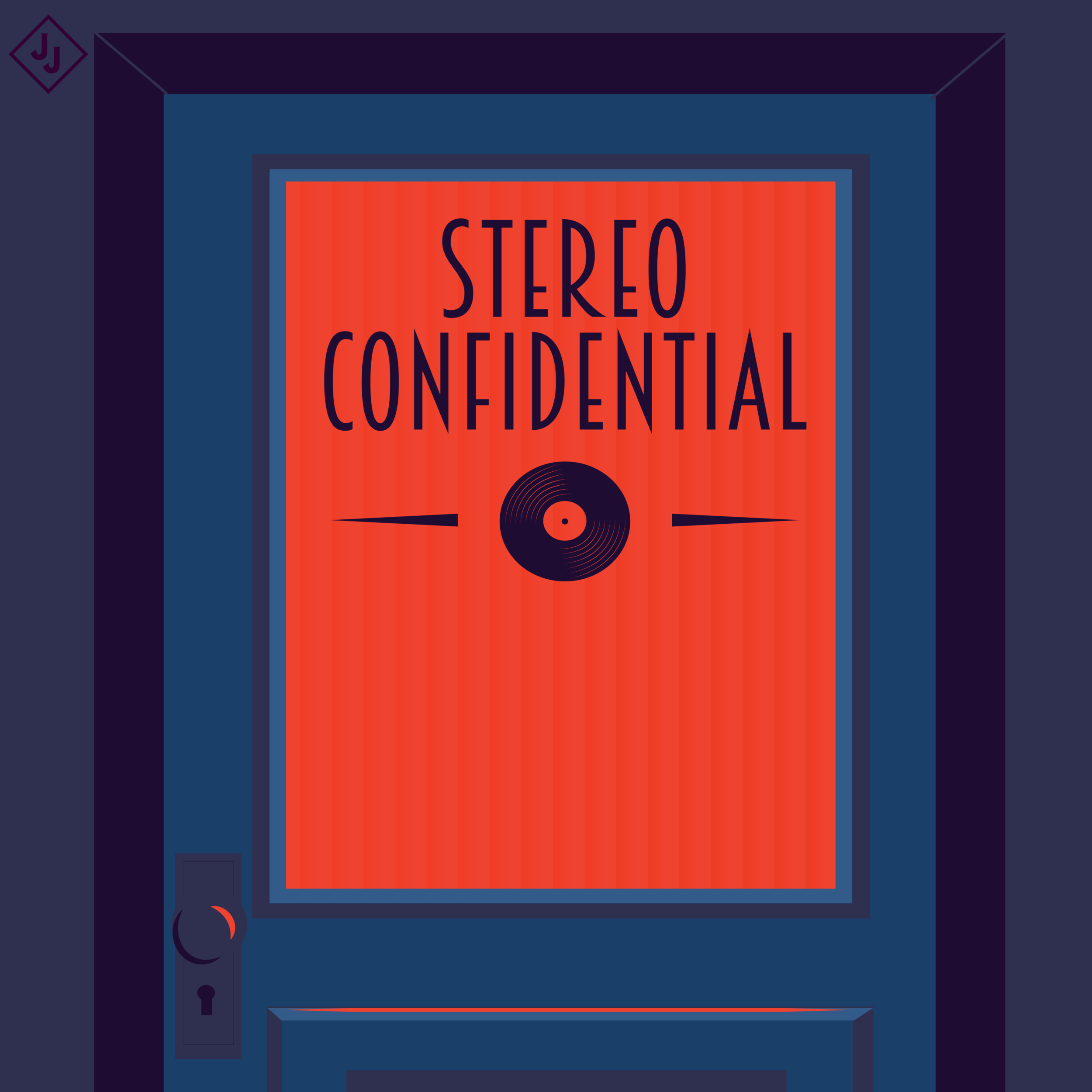 Stereo Confidential 3000x3000 with JJ logo.png