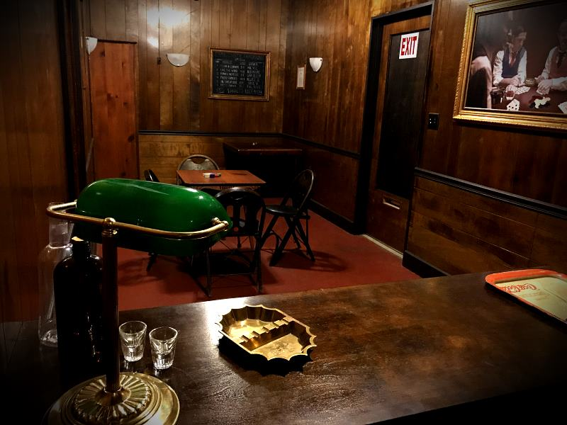 You and your gang just may find that  The Bootlegger's Lair  is full of prohibition-era surprises!
