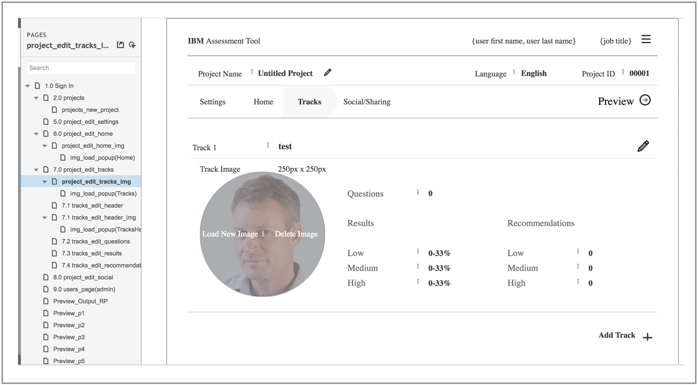 Interactive Prototype - Click to explore the final deliverable
