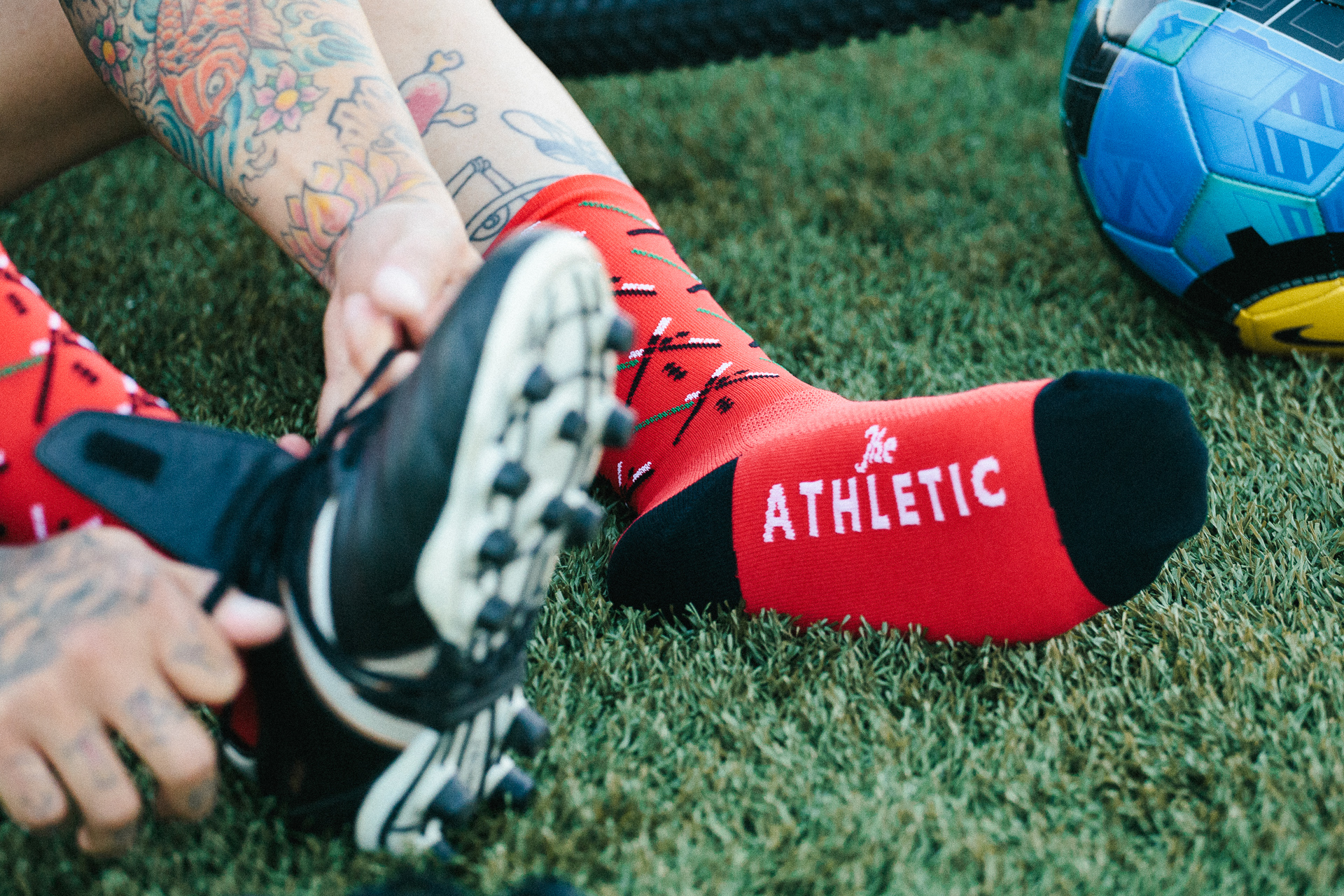 The Athletic - PDX OR