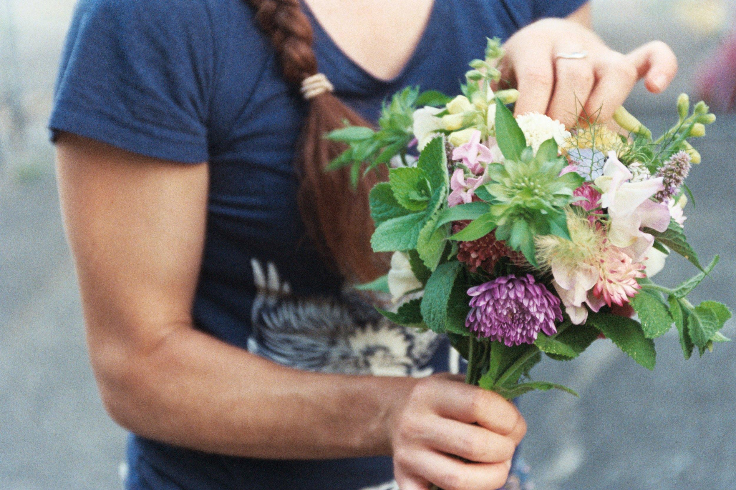 Stemtown Flower Farm + Design