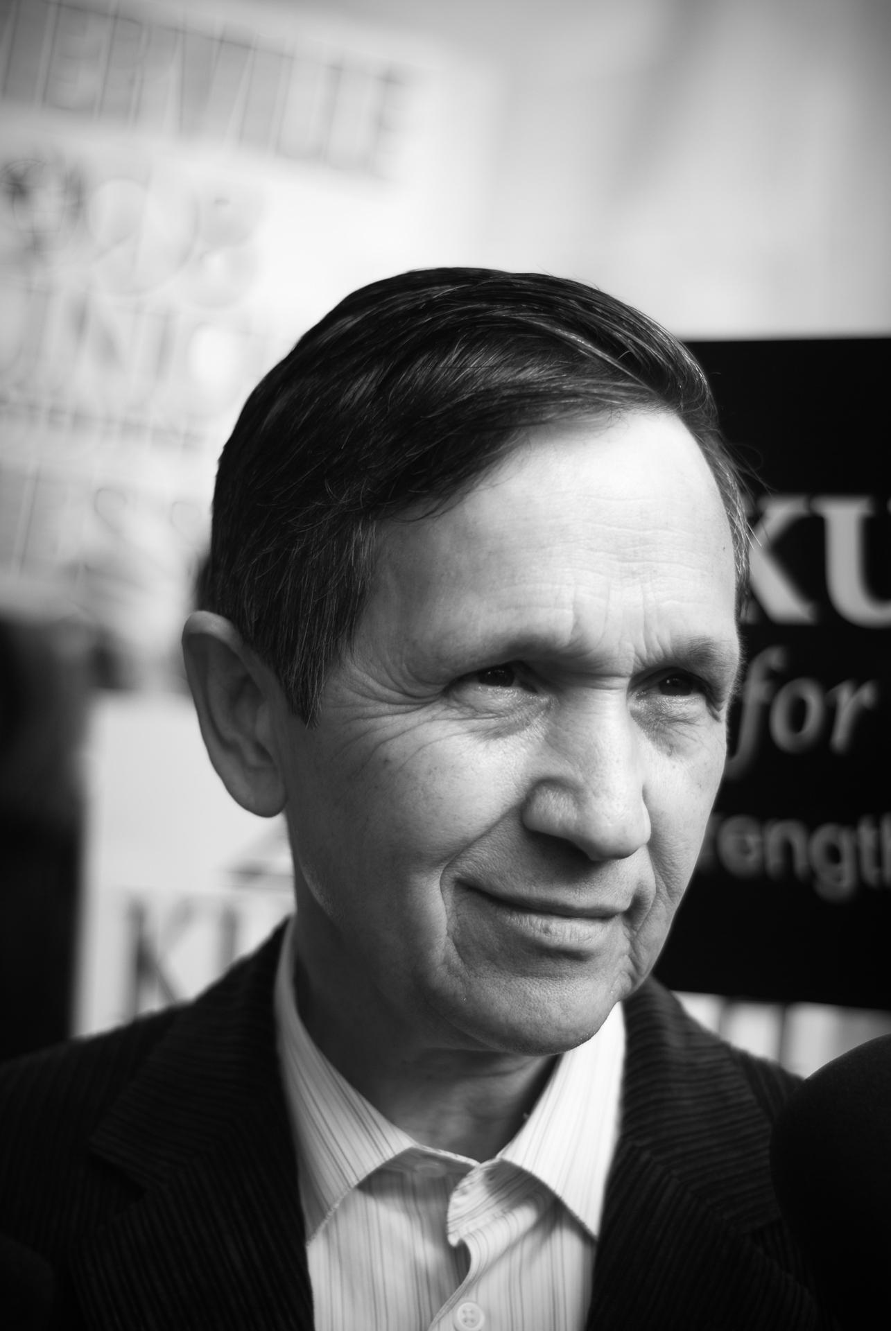 Former Rep. Dennis Kucinich (D-OH)